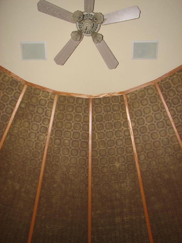 Faux Tin Ceilings in Austin Texas