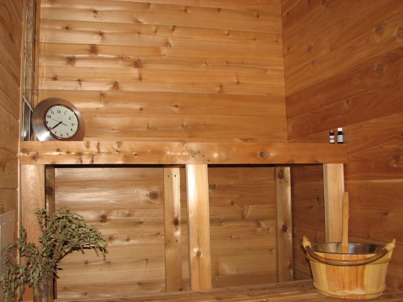 Custom Wooden Saunas in Austin Texas
