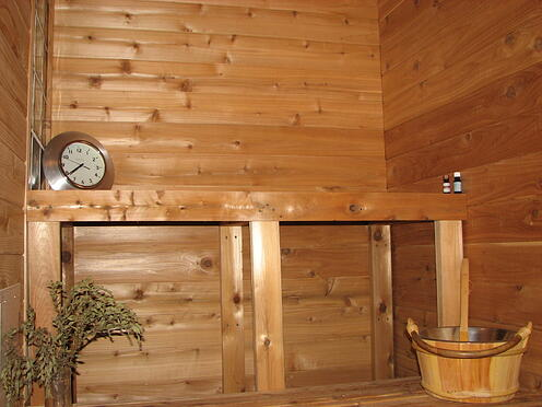 Custom Wooden Saunas in Austin Texas