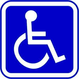 Handicap accessible bathrooms in Austin, Texas
