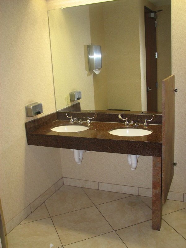Commerical ADA Assessible Vanities in Austin Texas