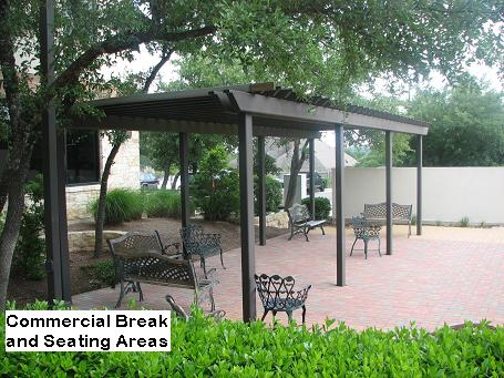 Commercial Exterior Alterations in Austin, Texas