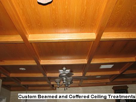 Custom Wood Ceilings in Austin, Texas