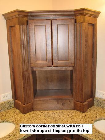 Custom Bathroom Cabinetry in Austin, Texas