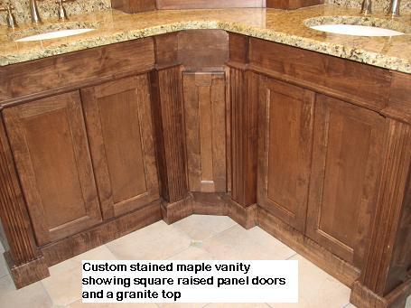 Fine Bathroom Cabinets in Austin, Texas