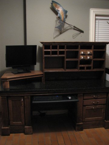 Custom Executive Desks in Austin, Texas