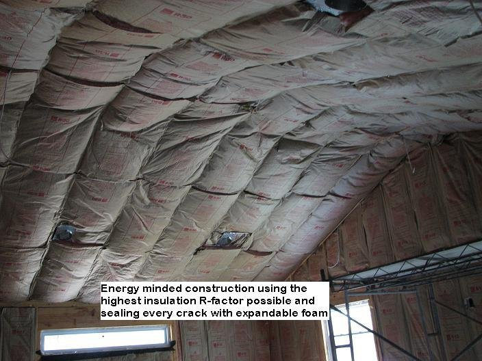 Super Insulating Techniques for Energy Minded Construction in Austin, Texas