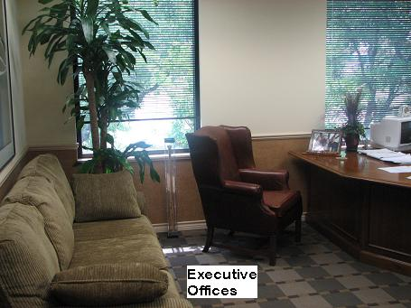 Commerical Office Finishes in Austin, Texas