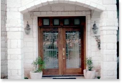 Custom Front Doors in Austin Texas