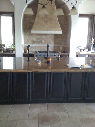 kitchen remodel in Austin, Texas