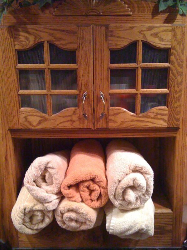 Fine Bathroom Cabinetry In Austin, Texas