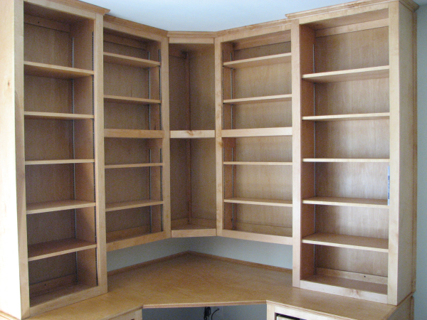 Fine Cabinetry for Home Offices in Austin, Texas