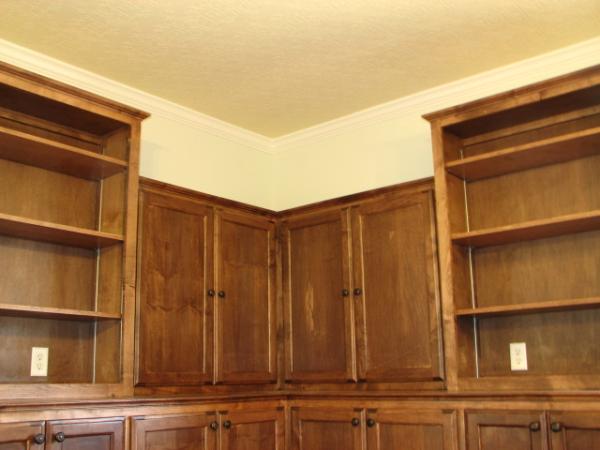 Credenzas and Bookshelves in Austin, Texas