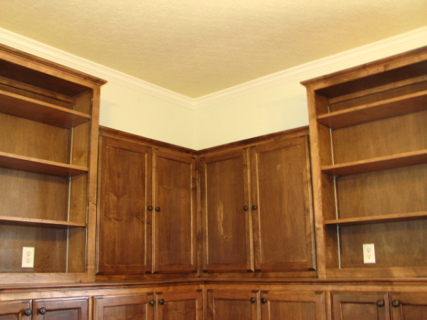 Credenzas and Bookshelves in Austin, Texas