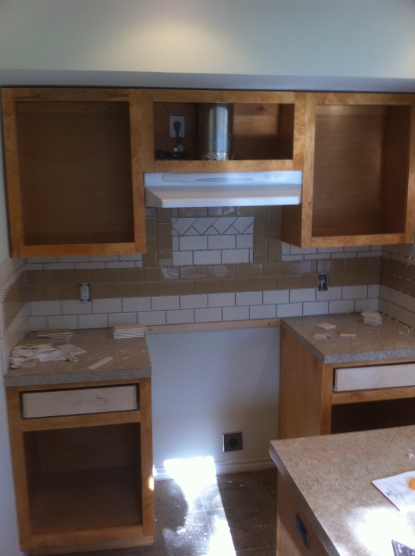 Custom Plastic Laminate Countertops in Austin, Texas