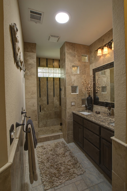 Aging in place home modifications in austin texas for Bathroom upgrade ideas