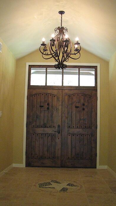 Custom Entry Doors in Austin Texas