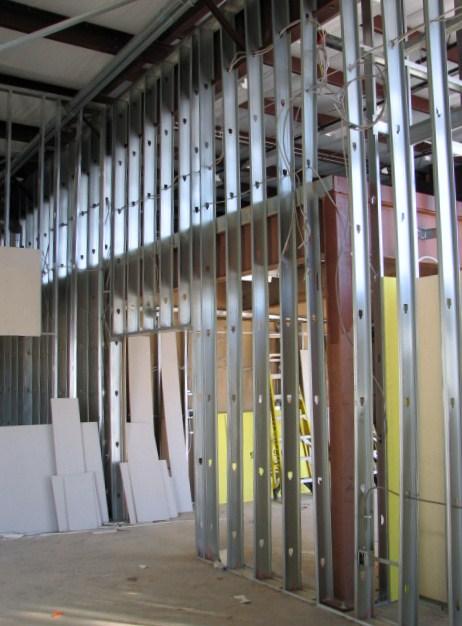 Commercial Metal Framing in Austin, Texas
