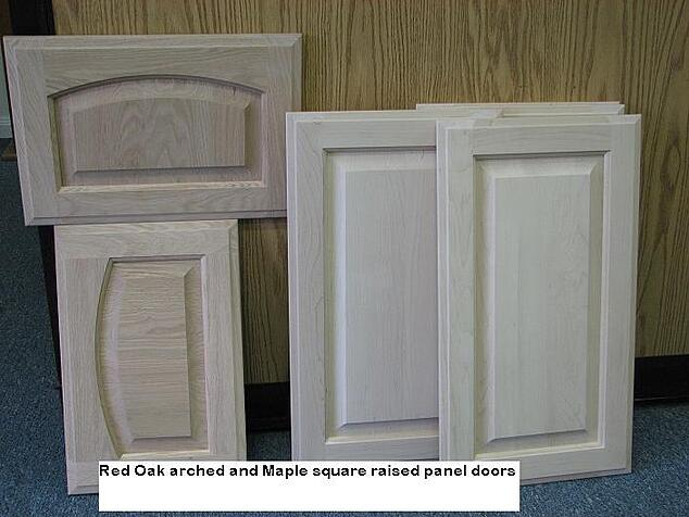 Custom Raised Panel Doors in Austin, Texas