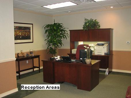 Commerical Office Finish Outs in Austin, Texas