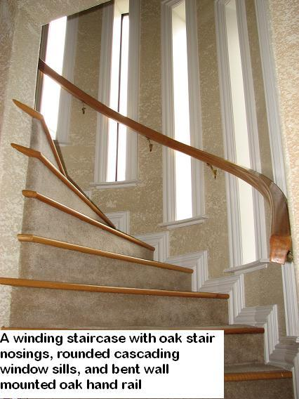 Custom staircases in Austin, Texas