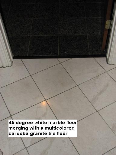 Custom Granite Floors in Austin, Texas
