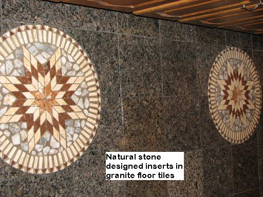 CustomTile Floors in Austin Texas