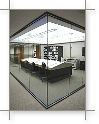 Commercial Window Wall In Austin Texas
