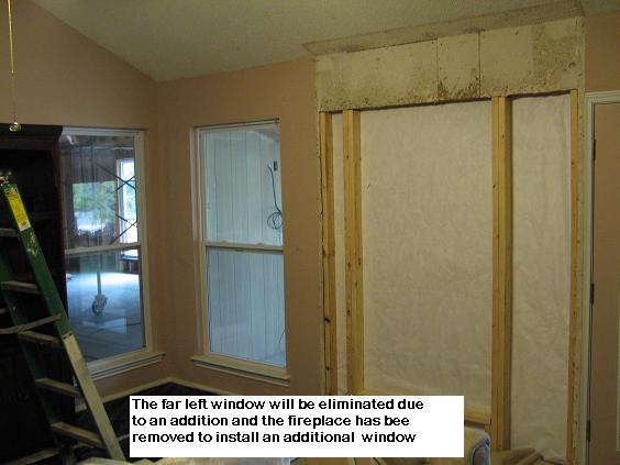 Window Additions and Removals in Austin, Texas