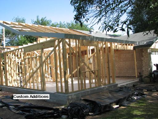 Custom Additions and Remodels in Austin