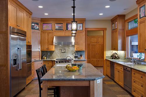Kitchen Cabinet Upgrades