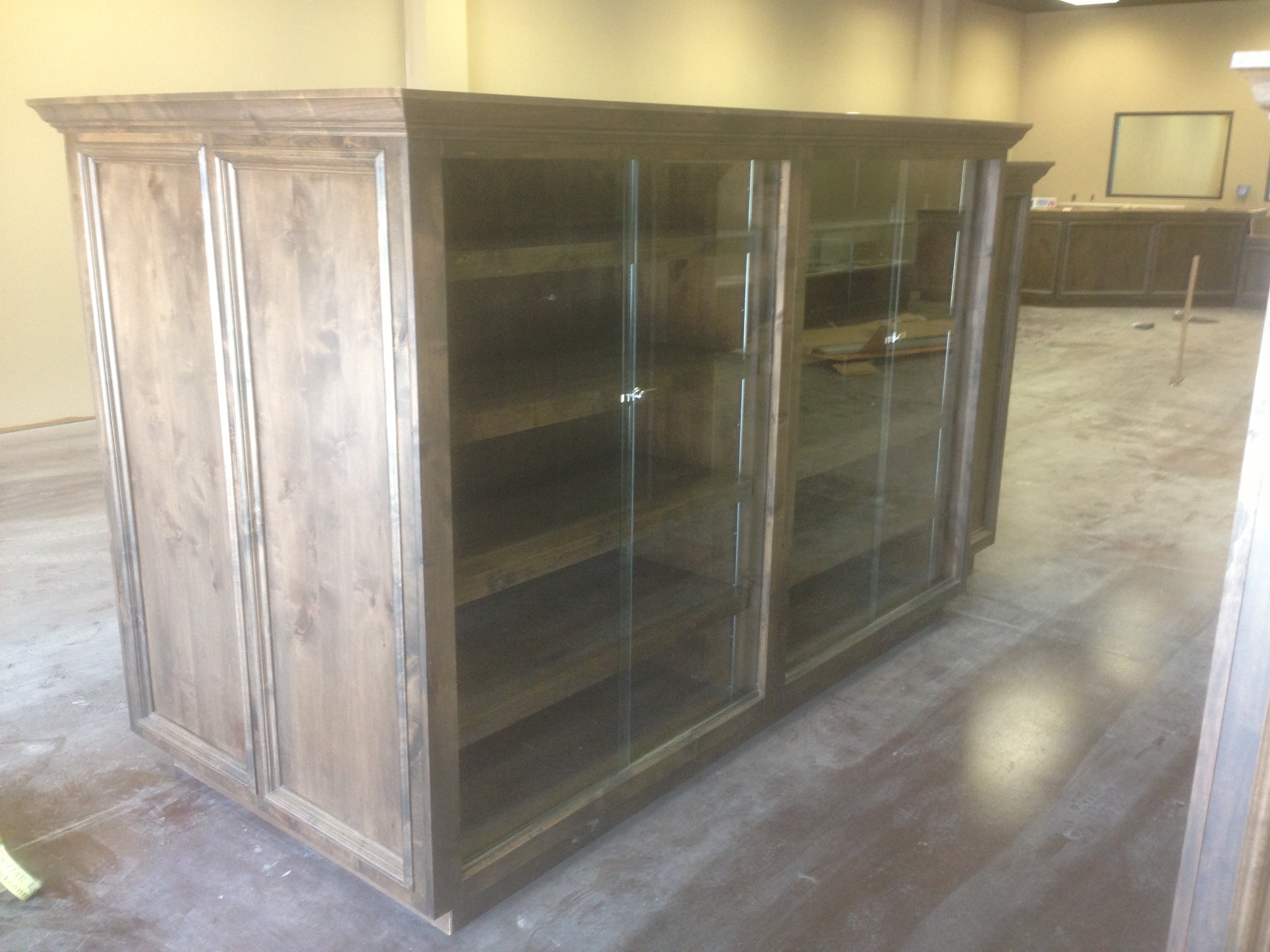 Custom Commercial Displays in Austin, Texas