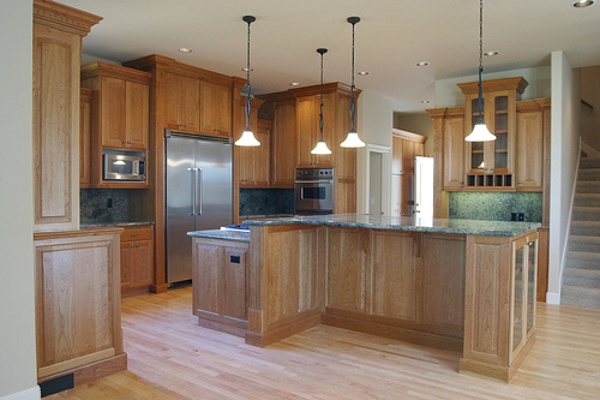 Raised Panel Cabinetry