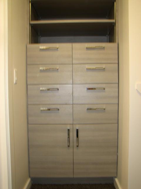 European Closet Cabinetry in Austin, Texas