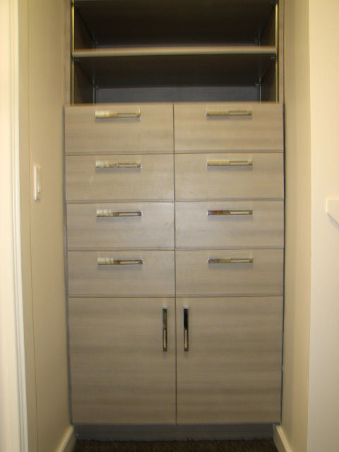 European Closet Cabinetry in Austin, Texas