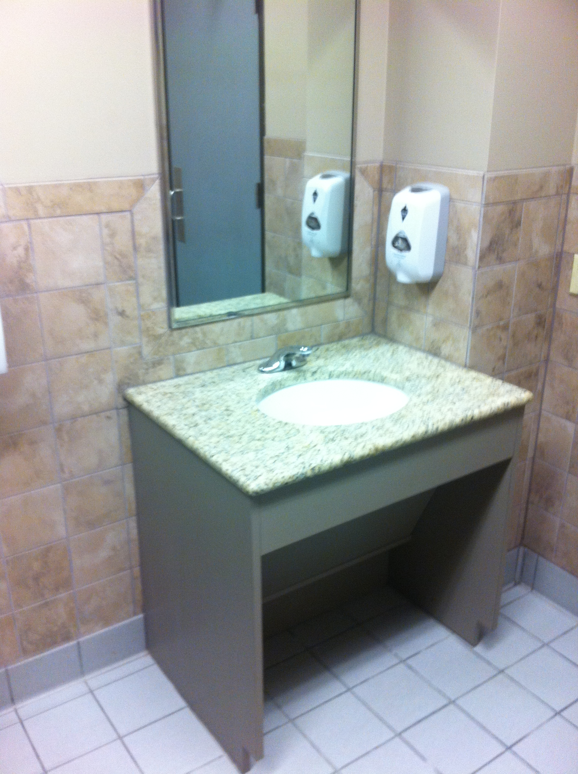 Commercial Bathroom Remodeling In Austin