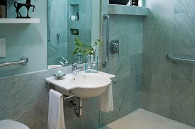 Wheelchair Accessible Bathtubs For The Handicapped