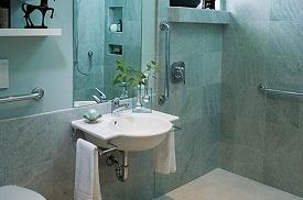 ADA compliant bathroom vanities in Austin, Texas