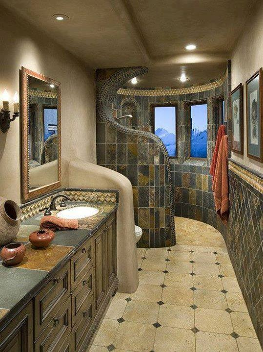 Fine bathroom makeovers