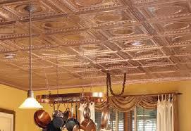 Metal ceiling designs