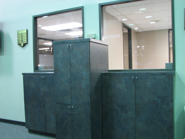 Special use cabinets