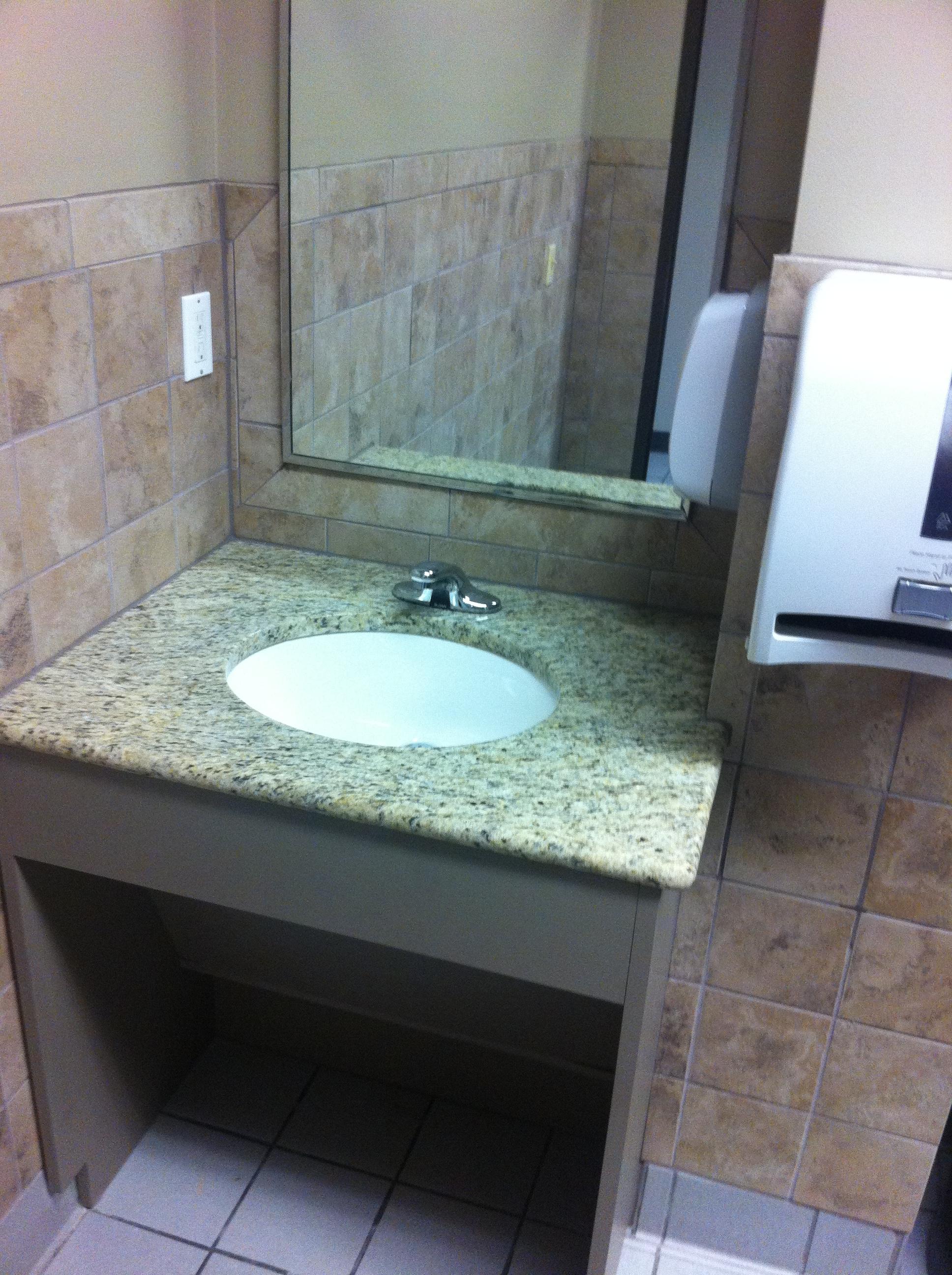 Handicap accessible designs