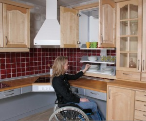 Wheelchair Accessible Kitchen Designs