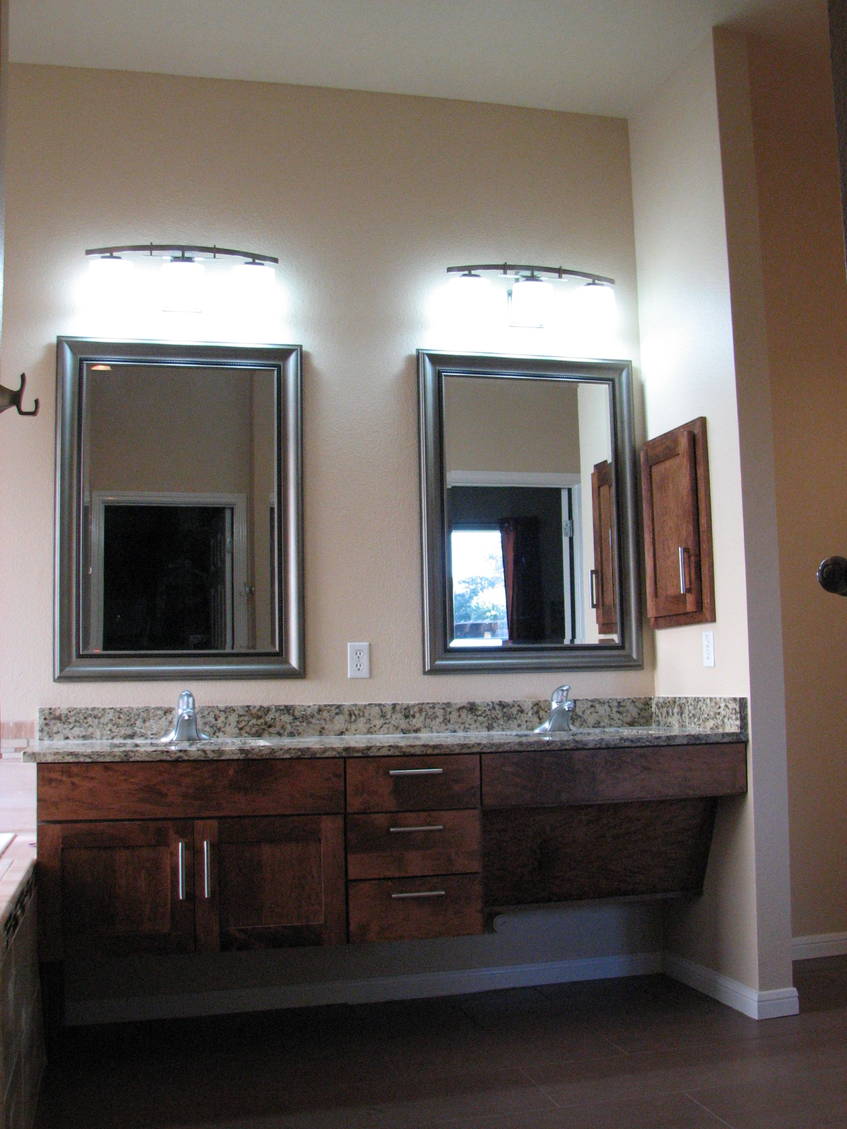 wheelchair accessible vanities in Austin