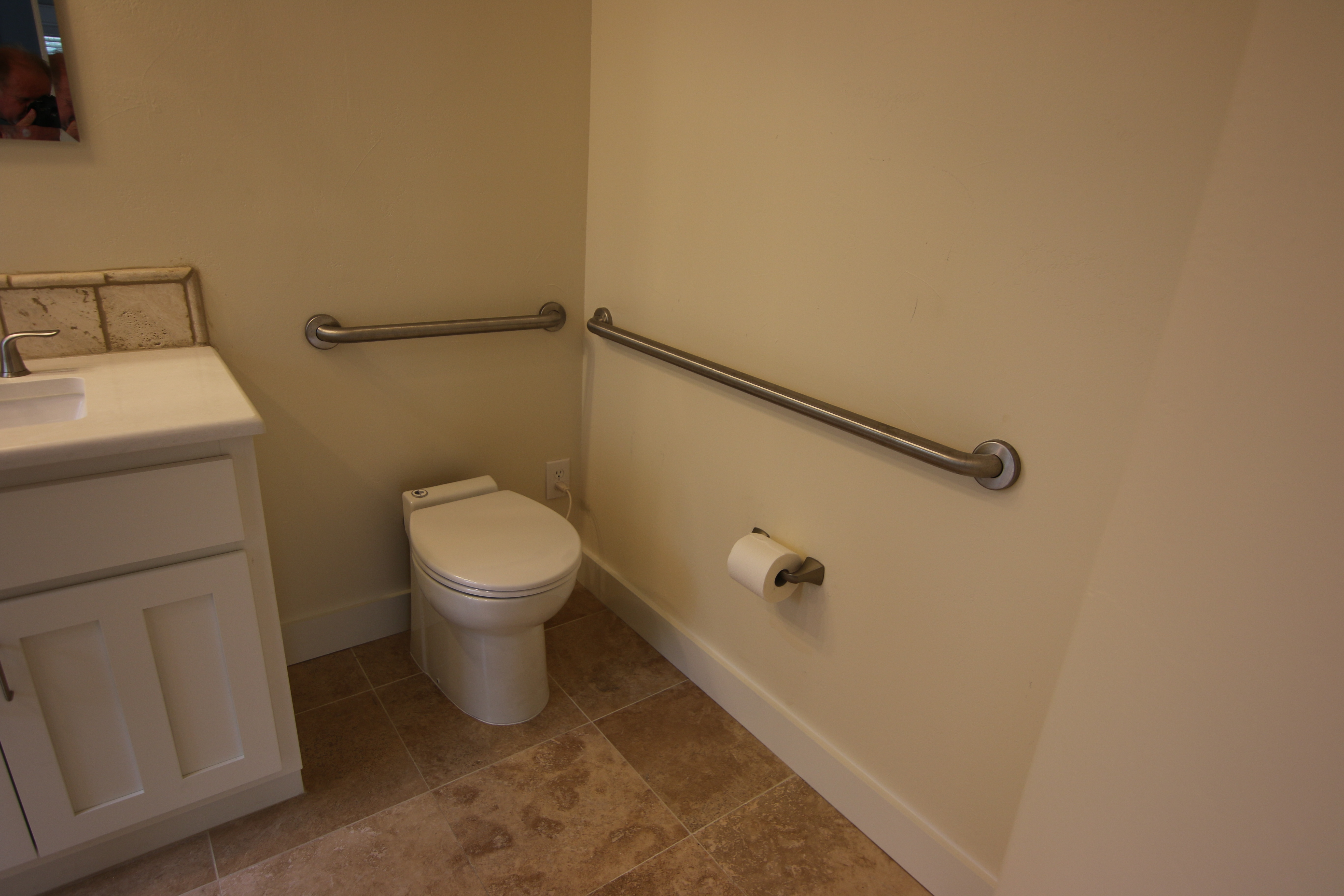 Accessible Toilets In Austin, Texas