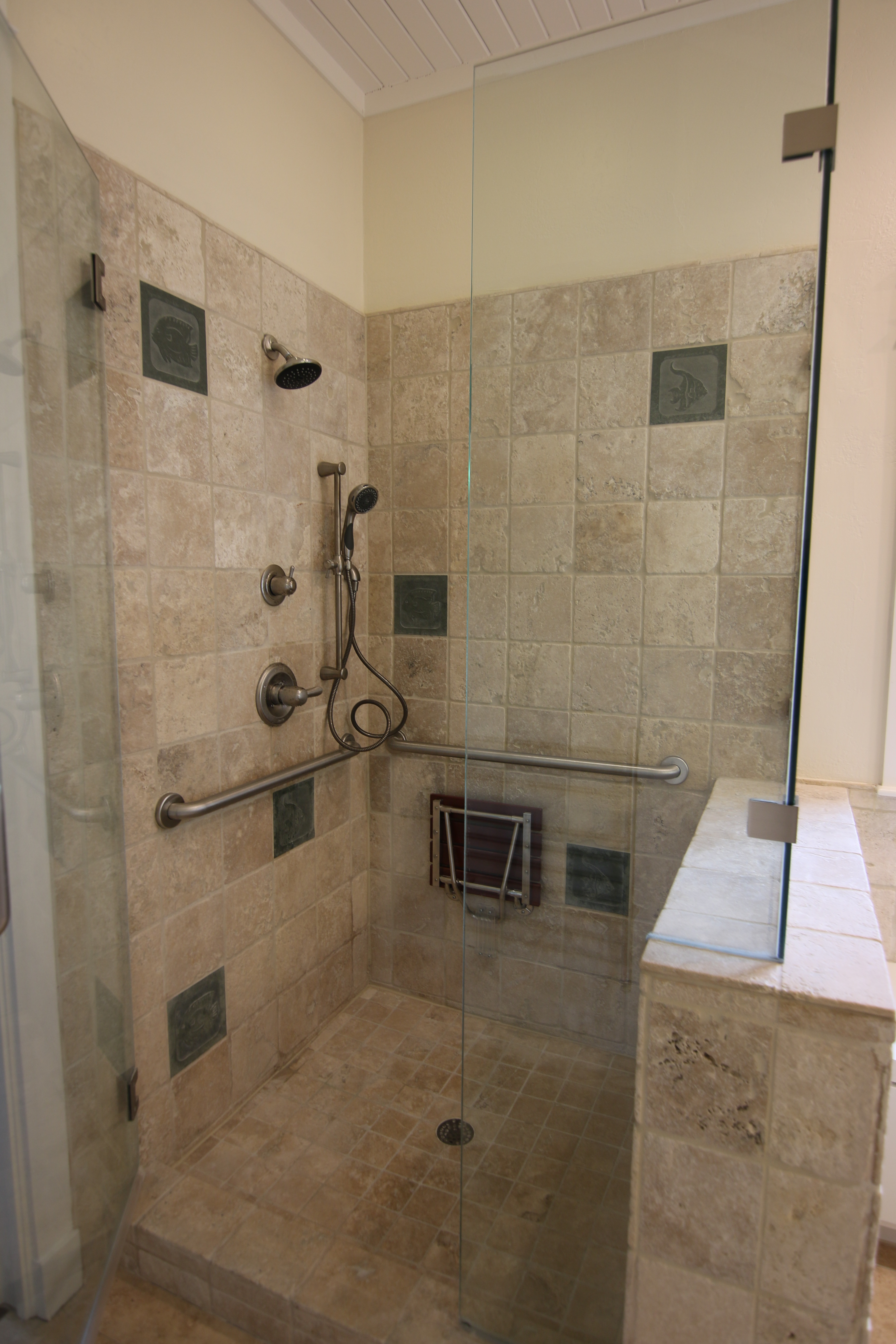 Walk In Showers In Austin For Aging In Place