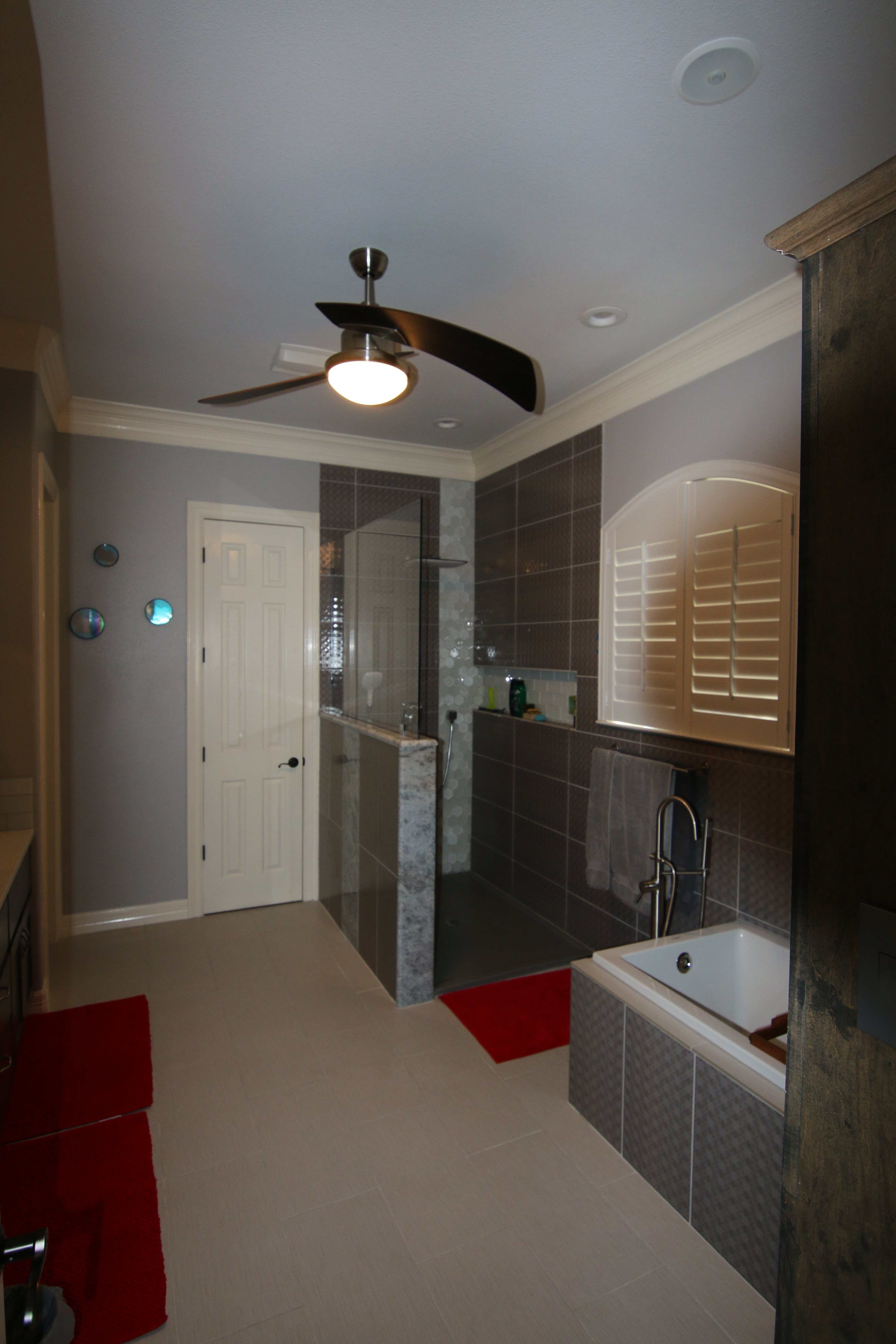 Bathroom Makeovers In Austin, Texas