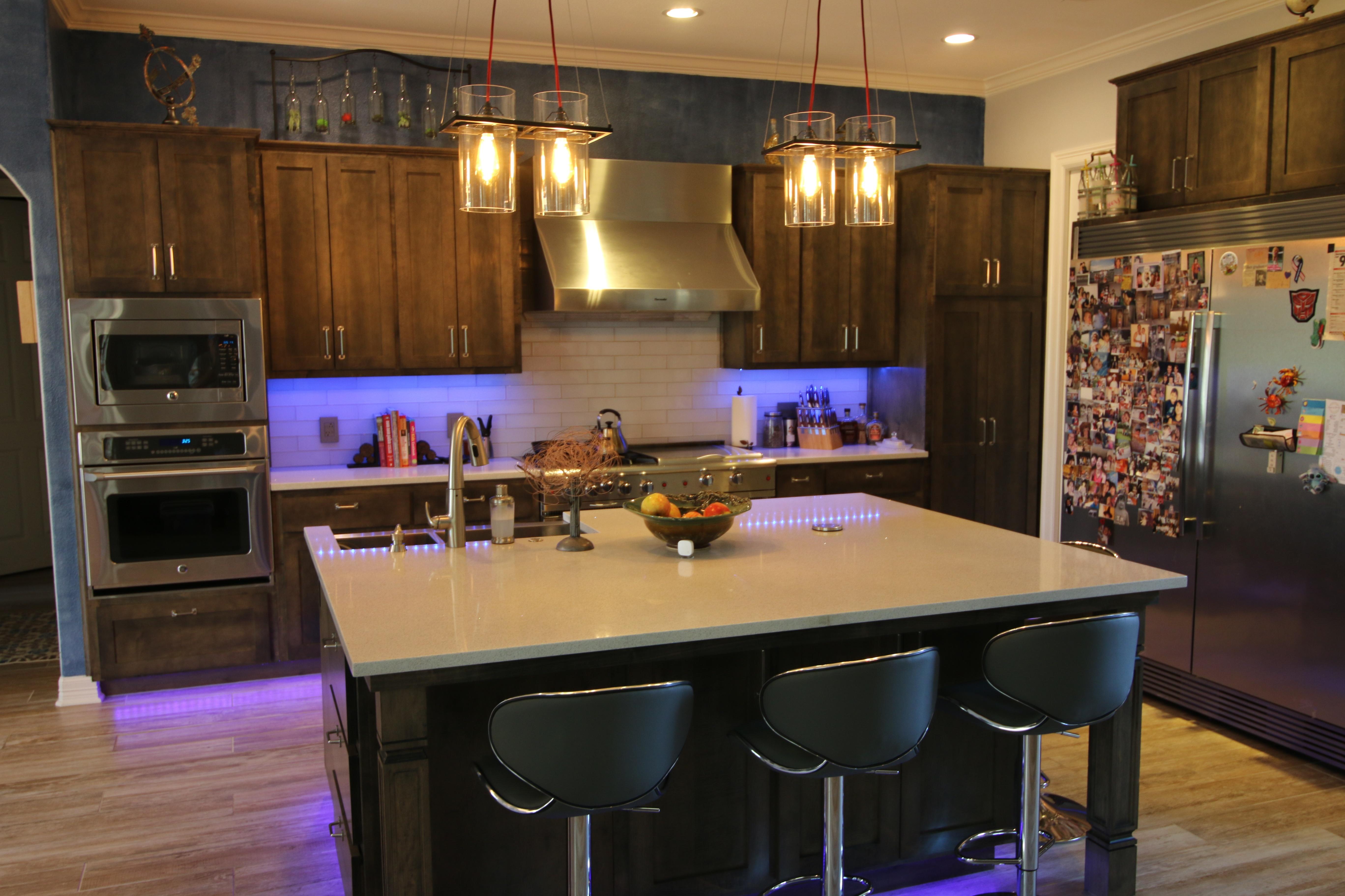 Fine Kitchen Cabinets In Austin