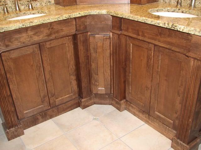 Fine Bathroom Cabinets In Austin