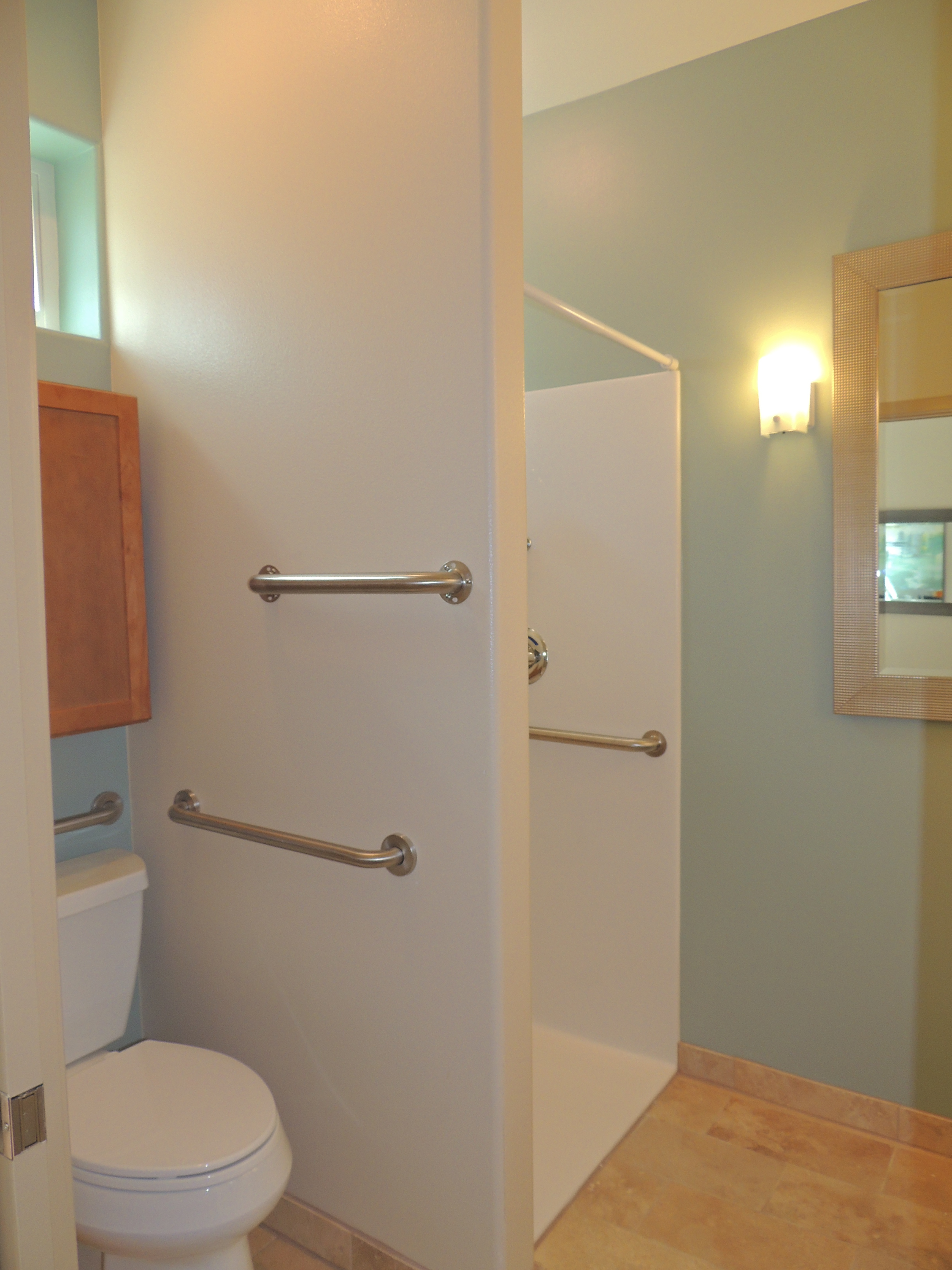 Bathroom Modifications For Disabled In Austin TX - Bathroom modifications